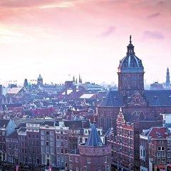 Renaissance Amsterdam Hotel городской автобус