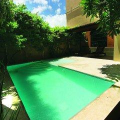 Hotel Casa San Angel - Только для взрослых бассейн фото 2