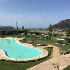 Отель Borgo di Fiuzzi Resort & Spa бассейн