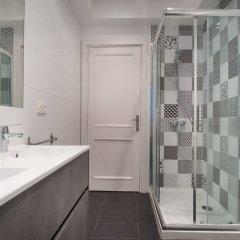 Отель Hollywood Zurriola - IB. Apartments Испания, Сан-Себастьян - отзывы, цены и фото номеров - забронировать отель Hollywood Zurriola - IB. Apartments онлайн ванная