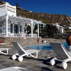 Отель Olia Hotel Греция, Турлос - 1 отзыв об отеле, цены и фото номеров - забронировать отель Olia Hotel онлайн фото 17