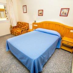 Отель Hostal Los Corchos комната для гостей фото 2