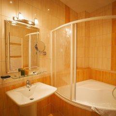 Hotel Askania Прага ванная фото 2