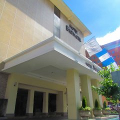 Hotel Biltmore Guatemala бассейн