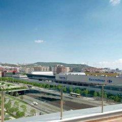 Отель Ona Living Barcelona Испания, Оспиталет-де-Льобрегат - 1 отзыв об отеле, цены и фото номеров - забронировать отель Ona Living Barcelona онлайн балкон