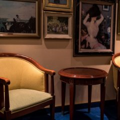 Отель OnRiver Hotels - MS Cezanne Будапешт удобства в номере фото 2