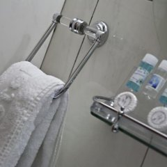 Отель PARNON Афины ванная