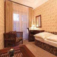 Отель Villa Milada Прага комната для гостей фото 4