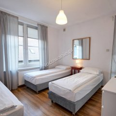 Sisters Lodge Hostel Сопот комната для гостей