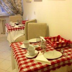 Отель Domitilla Генуя питание