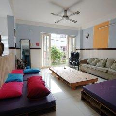 DaBlend Hostel комната для гостей фото 2