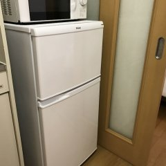 Отель Guest House air one Фукуока удобства в номере