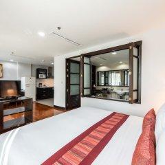 Отель Royal Suite Residence Boutique Бангкок удобства в номере фото 2