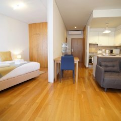 Апартаменты Chiado Apartments Лиссабон комната для гостей