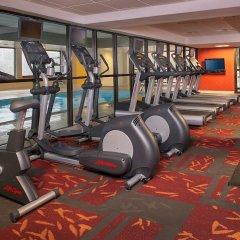 Отель Residence Inn Arlington Pentagon City фитнесс-зал фото 2