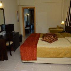 Отель Hanioti Grandotel Греция, Ханиотис - 3 отзыва об отеле, цены и фото номеров - забронировать отель Hanioti Grandotel онлайн комната для гостей фото 3