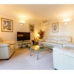 Отель Central Flat With Garden View Ideal for Couples Великобритания, Лондон - отзывы, цены и фото номеров - забронировать отель Central Flat With Garden View Ideal for Couples онлайн комната для гостей фото 3