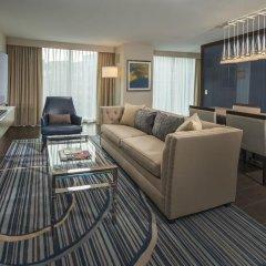 Отель Marriott Marquis Washington, DC США, Вашингтон - отзывы, цены и фото номеров - забронировать отель Marriott Marquis Washington, DC онлайн комната для гостей фото 3