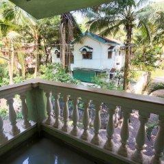 Отель GuestHouser 3 BHK Villa 5c00 Гоа балкон