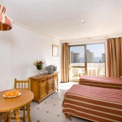 Отель Aparthotel Veramar Испания, Фуэнхирола - 2 отзыва об отеле, цены и фото номеров - забронировать отель Aparthotel Veramar онлайн комната для гостей фото 5