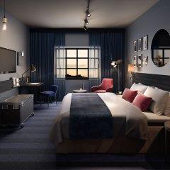 Отель Scandic Falkoner комната для гостей