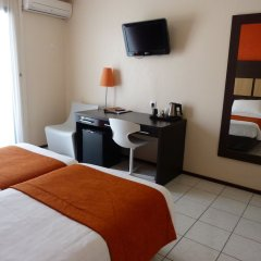 Central Hotel Cayenne in Cayenne, French Guiana from 111$, photos, reviews - zenhotels.com