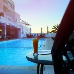 Отель Fredj Hotel and Spa Марокко, Танжер - отзывы, цены и фото номеров - забронировать отель Fredj Hotel and Spa онлайн бассейн фото 3