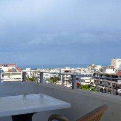 Отель Panorama Hotel and Apartments Греция, Родос - отзывы, цены и фото номеров - забронировать отель Panorama Hotel and Apartments онлайн балкон