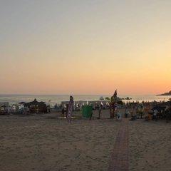 Kleopatra Celine Hotel пляж