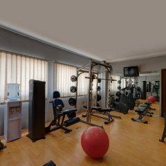 Отель Golden Tulip Al Barsha фитнесс-зал фото 3