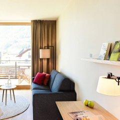 Hotel Schwarzschmied Лана комната для гостей