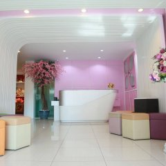 Апартаменты Pintree Service Apartment Pattaya Паттайя интерьер отеля