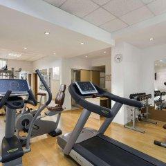 Ramada Hotel & Suites Bucharest North фитнесс-зал