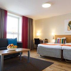 Отель Forenom Aparthotel Lund Швеция, Лунд - отзывы, цены и фото номеров - забронировать отель Forenom Aparthotel Lund онлайн комната для гостей