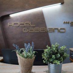 Hotel Gabbiano Римини интерьер отеля фото 3
