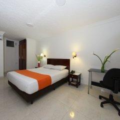 Hotel La Luna сейф в номере