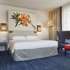 Отель Hyatt Regency Amsterdam комната для гостей фото 3