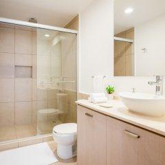 Апартаменты Alameda Downtown Apartment 1204 Мехико ванная