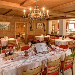 Hotel Alpenland Горнолыжный курорт Ортлер помещение для мероприятий