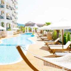 Отель Apartcomplex Harmony Suites 10 Болгария, Свети Влас - отзывы, цены и фото номеров - забронировать отель Apartcomplex Harmony Suites 10 онлайн фото 10