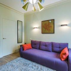 Отель ApartLux Begovaya Suite Москва комната для гостей