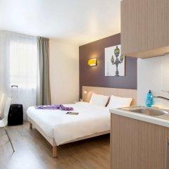 Отель Aparthotel Adagio access Paris Clichy комната для гостей фото 5