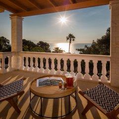 Отель Ionian Garden Villas I Греция, Корфу - отзывы, цены и фото номеров - забронировать отель Ionian Garden Villas I онлайн балкон