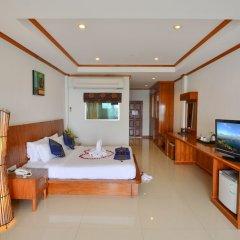 Отель Tri Trang Beach Resort by Diva Management комната для гостей фото 8