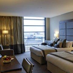 Leonardo Royal Hotel London Tower Bridge комната для гостей