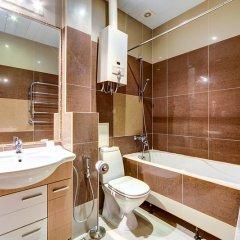 Апартаменты Stn Apartments Near Hermitage Стандартный номер с различными типами кроватей фото 36