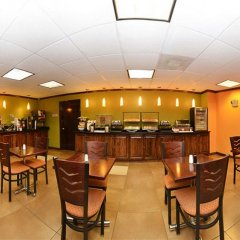 Отель Quality Inn & Suites New York Avenue питание