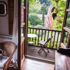 Отель El Rincon de Dona Urraca Испания, Лианьо - отзывы, цены и фото номеров - забронировать отель El Rincon de Dona Urraca онлайн балкон