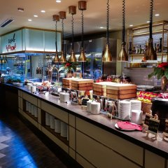 Resorts World Sentosa - Hard Rock Hotel Сингапур питание
