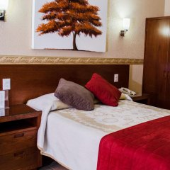 Отель Posada Regis Мексика, Гвадалахара - отзывы, цены и фото номеров - забронировать отель Posada Regis онлайн комната для гостей фото 3